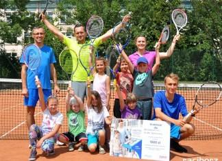 Raciborski Klub Tenisowy zaprasza w swoje szeregi