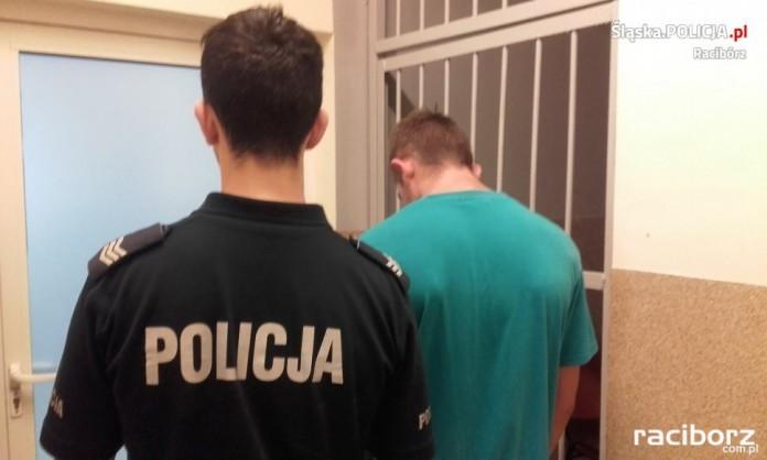Krzyżanowice: Sprawcy kradzieży rozbójniczej w rękach policji