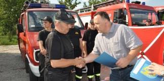Nowy sprzęt dla jednostek OSP z gminy Kuźnia Raciborska