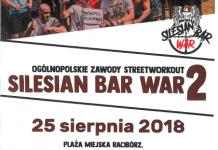 Streetworkout Silesian Bar War II