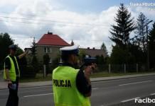 """akcja """"Prędkość"""" powiat raciborski"""