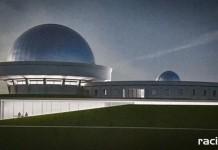 Planetarium w ZSOMS