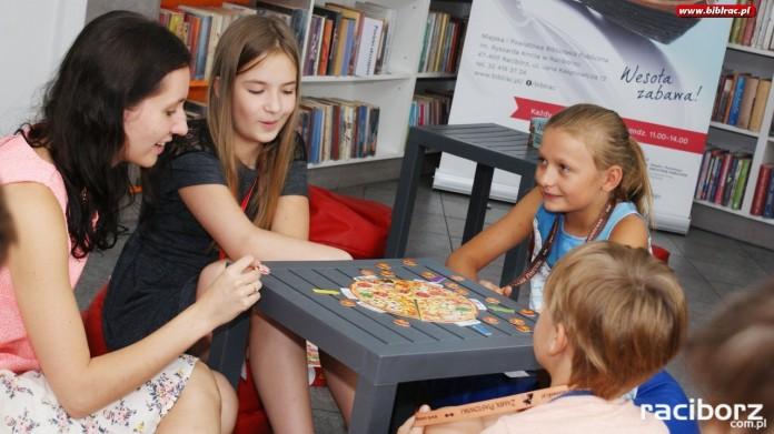 Racibórz, Lato z biblioteką: Planszówki na Ostrogu
