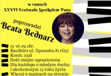 warsztaty wokalne z Beatą Bednorz