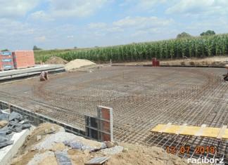 Budowa oczyszczalni ścieków w Ciechowicach