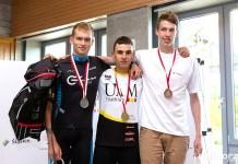 Grzegorz Rogacz zajął trzecie miejsca na mistrzostwach Polski