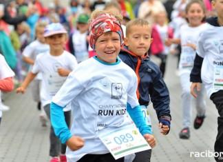 IV Rafako Półmaraton Racibórz: Kids Run