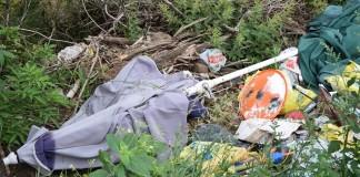 Rudnik, Szonowice: Przywiózł i wysypał śmieci. Co grozi sprawcy?