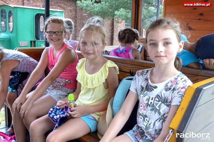 Lato z Biblioteką z wizytą w Stacyjkowie w Rudach