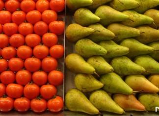 znakowanie owoców i warzyw w Polsce