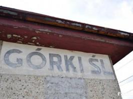 gorki-slaskie-przejazd kolejowy w Górkach Śląskich