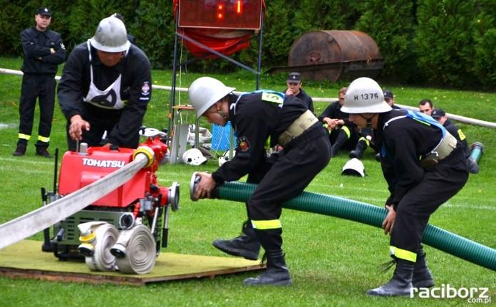Strażacy z Owsiszcz z Pucharem Wójta