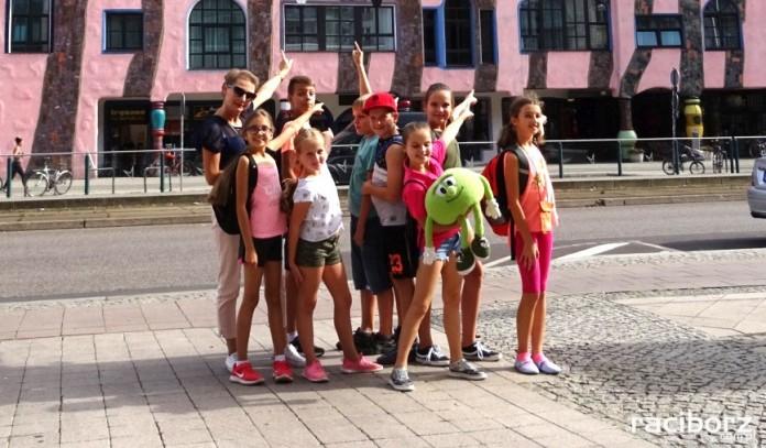 Uczniowie z Tworkowa w Magdeburgu