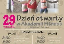 dni otwarte w akademii fitness