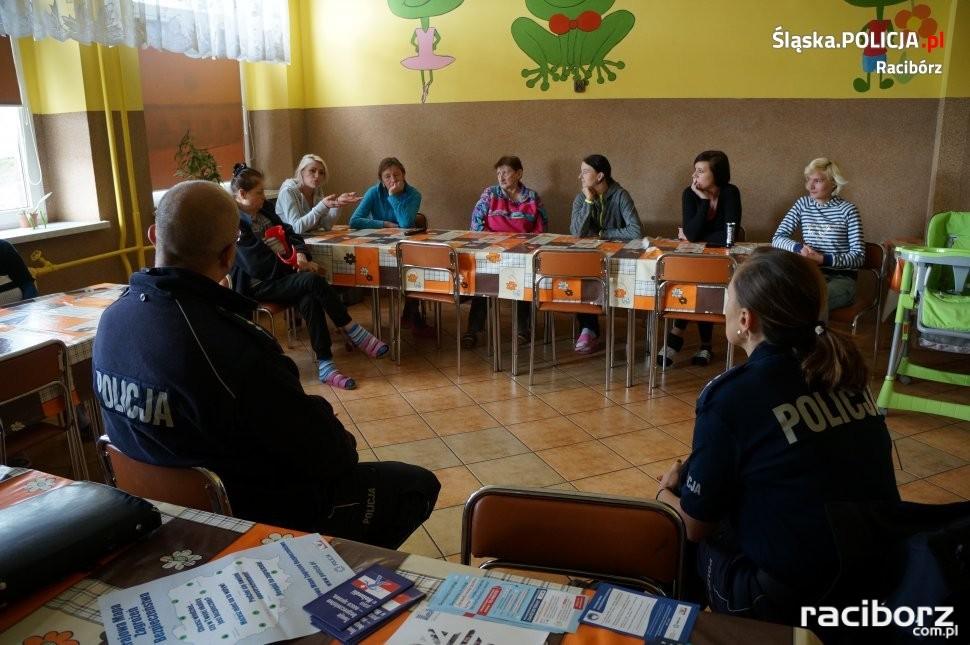 Bezpieczna kobieta – akcja profilaktyczna raciborskiej policji