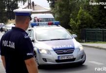 kontrole drogówki w Raciborzu akcja PASY