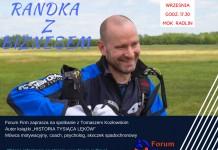 Tomasz Kozłowski w Radlinie