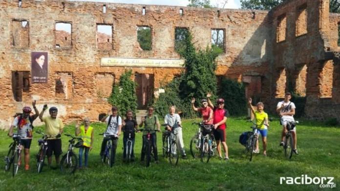 Rajd rowerowy śladami Josepha von Eichendorffa w powiecie raciborskim
