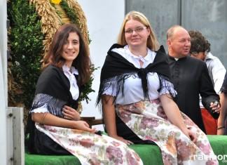 Dożynki w Wojnowicach