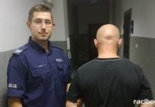 29-letni złodziej zarzymany Kuźnia Raciborska