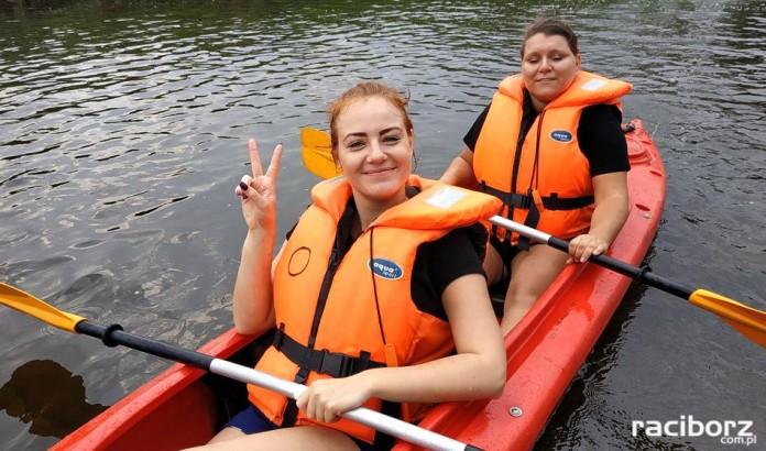 Szkolenie kajakarskie ratowników H2Ostróg
