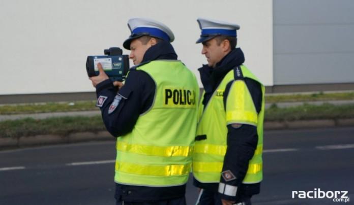 akcja Prędkość powiat raciborski