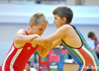 Międzywojewódzkie Mistrzostwa Młodzików w zapasach