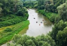 Polsko-czeski spływ kajakowy