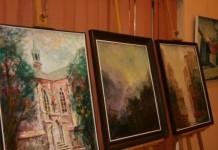 Wernisaż wystawy Marian Chmielecki