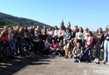 Uczniowie z Nędzy w Zella-Mehlis w ramach wymiany polsko-niemieckiej
