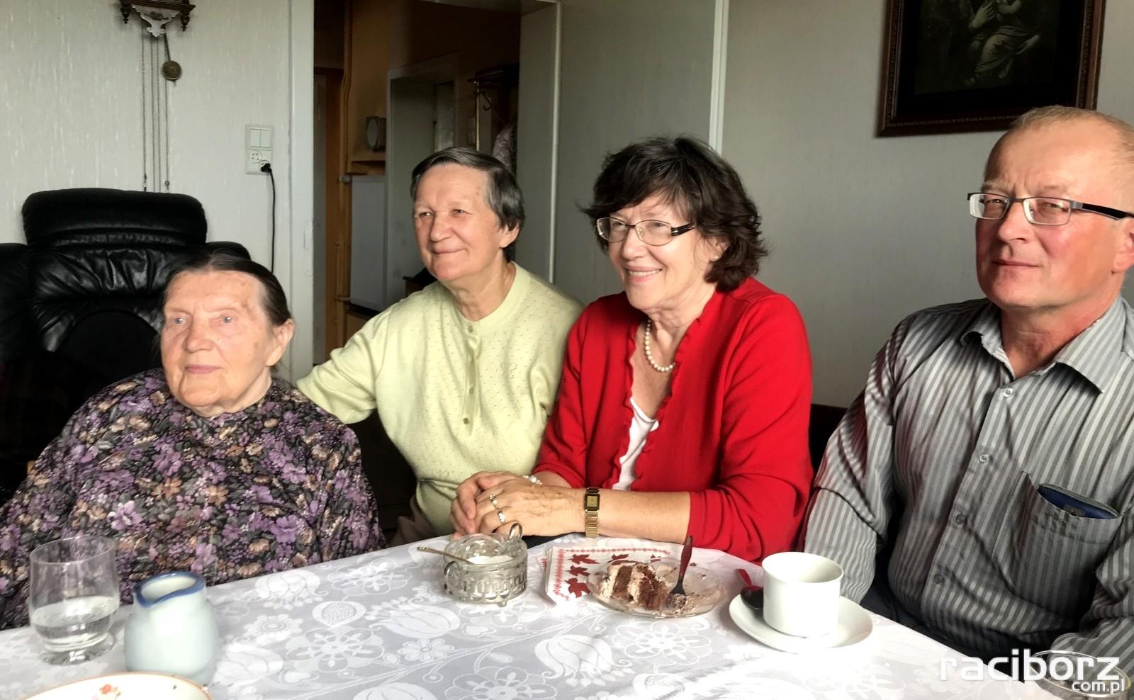 Pani Maria Piszczan obchodziła 104. urodziny