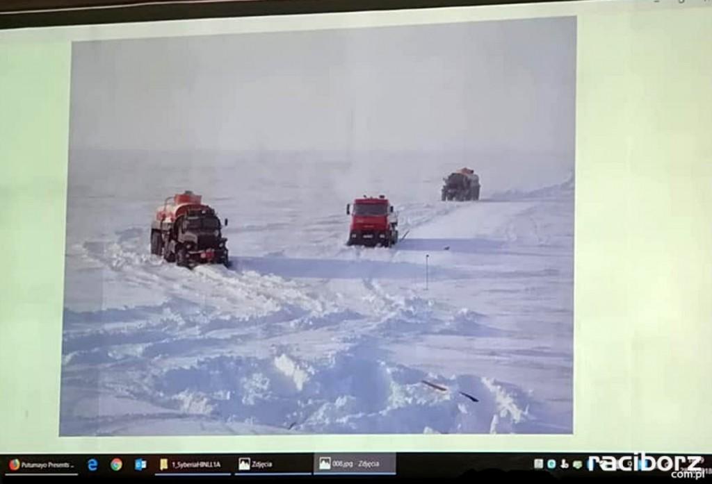 Romuald Koperki Syberia 2018 WIATRAKI