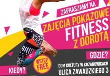 Zajęcia fitness w Krzanowicach