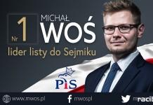 Michał Woś KW PiS