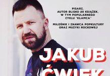 Spotkanie autorskie Jakub Ćwiek
