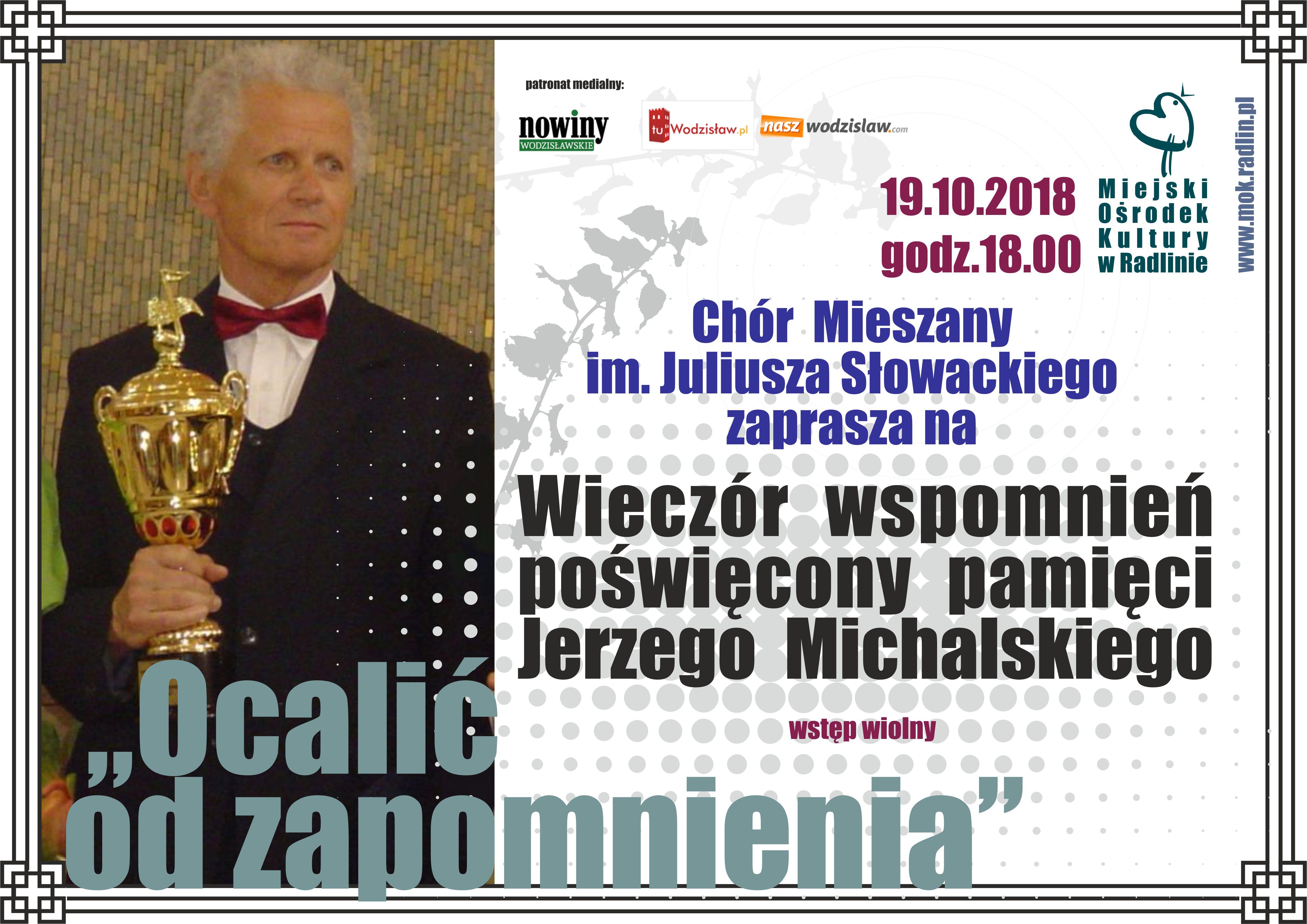 Jerzy Michalski dyrygent