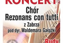 Koncert muzyki organowej Rudy
