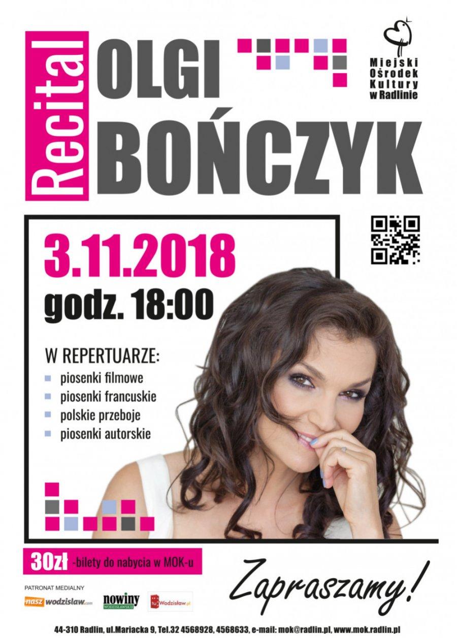 Olga Bończyk Radlin Recital