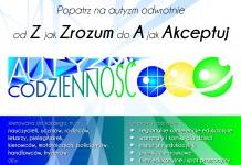 Plakat Kampania Społeczna Autyzm