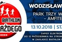 Biathlon w Wodzisławiu Śląskim