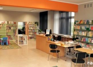 Biblioteka przy ul. Żorskiej w Raciborzu