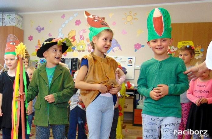 Dzień Nauczyciela w przedszkolu w Rudniku i Szonowicach
