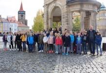 Wycieczka z MOK Krzanowice do Jiczyna