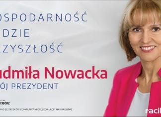 Ludmiła Nowacka