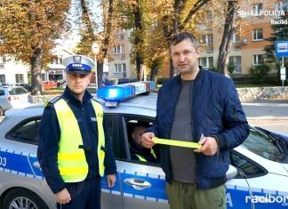 Policyjny Dzień Odblasków w Raciborzu