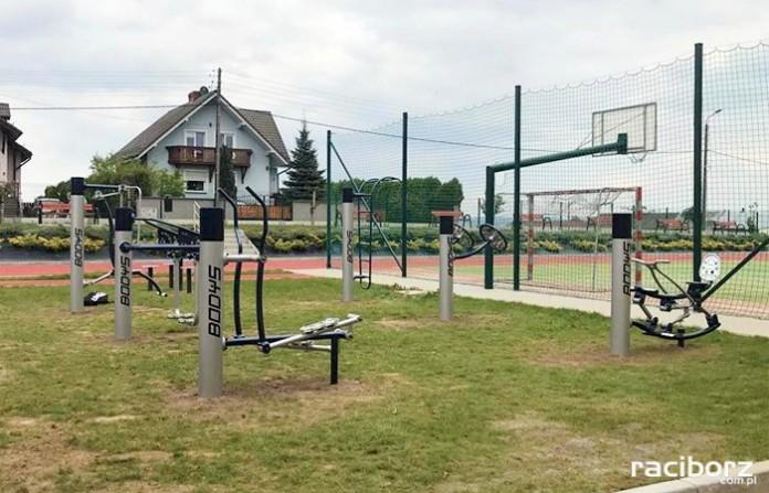 Otwarte Strefy Aktywności w gminie Krzyżanowice