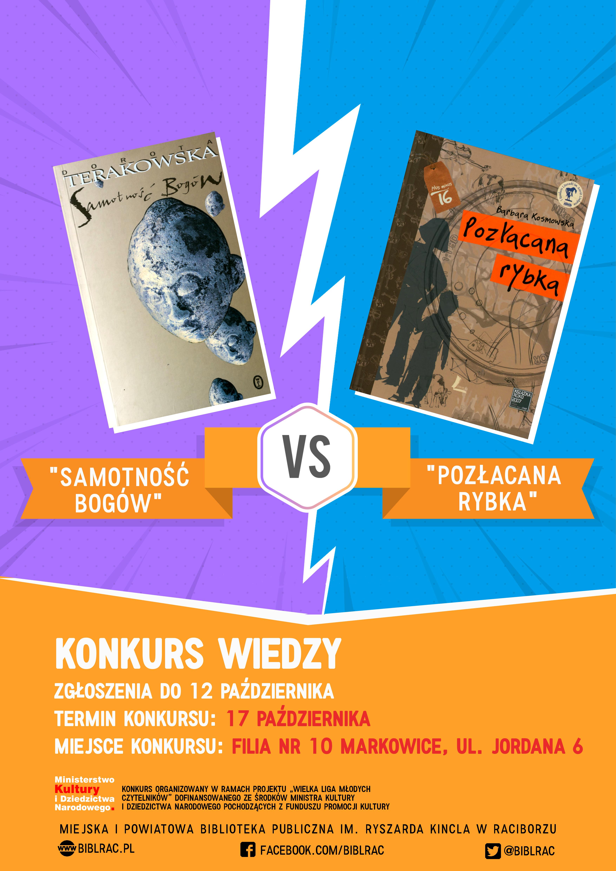 Konkurs wiedzy Markowice