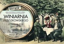 Premiera filmu Winiarnia Przyszkowskiego RCK