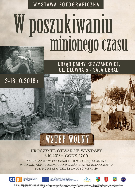 Wystawa fotograficzna w Krzyżanowicach