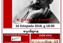 100 Lat Niepodległości w Pieśni i Piosence RCK Racibórz